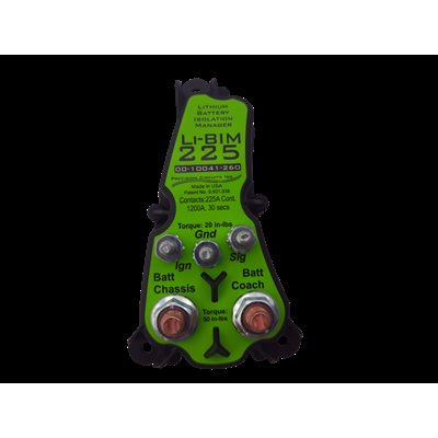 Battery Isolator Manager de Precision Circuits