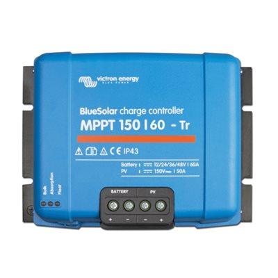 Régulateur BlueSolar MPPT 150 / 60-TR de Victron