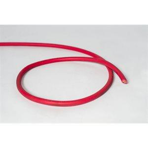 Câble de calibre #4 (au pied)