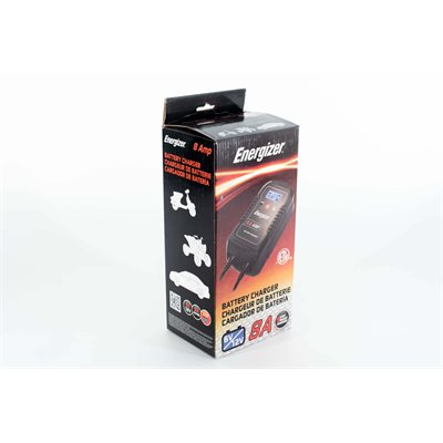 Chargeur Energizer - 12V