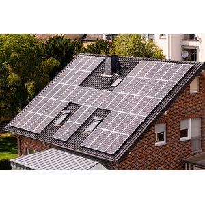 Système énergie solaire 11.02kWc sur réseau