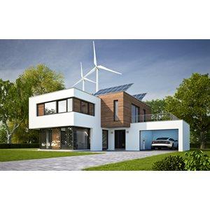 Système énergie solaire 15.9kWc sur réseau