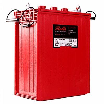 Batterie Rolls S6 L16 SC